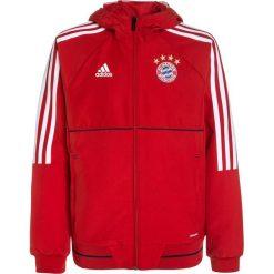 Adidas Performance FC BAYERN MÜNCHEN Artykuły klubowe true red/white. Czerwone kurtki dziewczęce marki adidas Performance, m. W wyprzedaży za 223,20 zł.