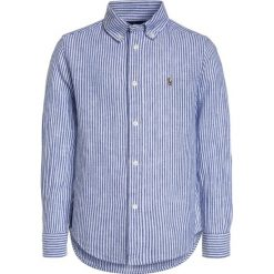 Polo Ralph Lauren Koszula light blue/white. Niebieskie koszule chłopięce Polo Ralph Lauren, z bawełny, polo. Za 269,00 zł.