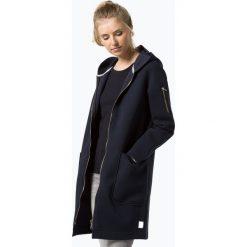 Płaszcze damskie pastelowe: Marc O'Polo Denim – Płaszcz damski, niebieski