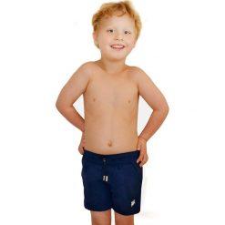 Kąpielówki chłopięce: Chłopięce szorty kąpielowe Leonard Navy Blue