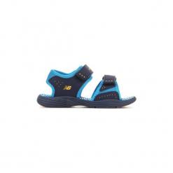 Sandały Dziecko  New Balance  Kids Poolside K2004NBL. Niebieskie sandały chłopięce New Balance. Za 69,30 zł.