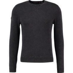 Bejsbolówki męskie: Superdry L.A.  Bluza worn black