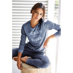 Piżamy damskie: Damska piżama Lungo Dynamic