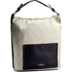 Torebka NOBO - NBAG-C1200-CM00 Biały. Białe torebki klasyczne damskie Nobo, ze skóry ekologicznej. W wyprzedaży za 159,00 zł.
