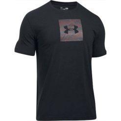 Under Armour Koszulka męska Camo Boxed Logo SS czarna r. S (1297954-002). Czarne koszulki sportowe męskie Under Armour, m. Za 71,16 zł.