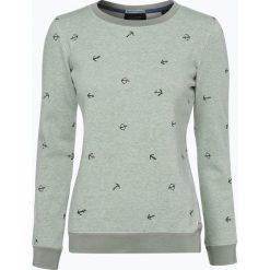 Bluzy damskie: Scotch & Soda - Damska bluza nierozpinana, zielony