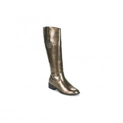 Kozaki LPB Shoes  YOKO. Szare buty zimowe damskie marki LPB Shoes. Za 271,20 zł.