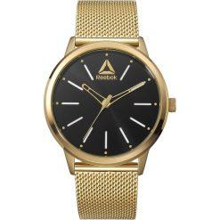 Zegarki damskie: Zegarek kwarcowy w kolorze złoto-czarnym