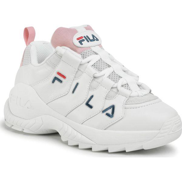 Sneakersy FILA Countdown Low Wmn 1010751.92W WhiteRosebloom