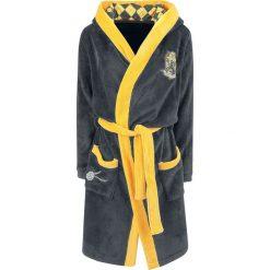 Harry Potter Hufflepuff Szlafrok szary/żółty. Szare szlafroki kimona damskie Harry Potter, m, z aplikacjami. Za 199,90 zł.
