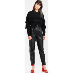 Bluzy rozpinane damskie: YAS YASLILY  Bluza black