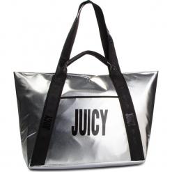 Torebka JUICY BY JUICY COUTURE - Atlanta JCH0112 Silver. Szare torebki klasyczne damskie Juicy by Juicy Couture, z materiału. Za 369,00 zł.