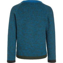 Billybandit Kardigan bunt. Brązowe swetry chłopięce marki Billybandit, z bawełny. W wyprzedaży za 139,30 zł.
