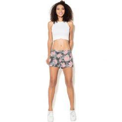 Colour Pleasure Spodnie damskie CP-020 257 szare r. XL/XXL. Fioletowe spodnie sportowe damskie marki Colour pleasure, uniwersalny. Za 72,34 zł.