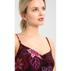 Sukienki: Anna Field Sukienka z dżerseju black/pink