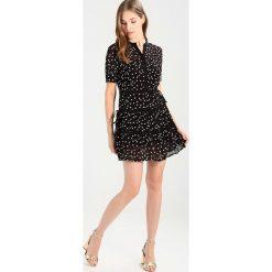 Sukienki hiszpanki: AllSaints PICOLINA TIER DRESS Sukienka koszulowa black