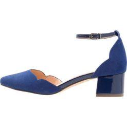Buty ślubne damskie: Wallis CALAIS Czółenka blue
