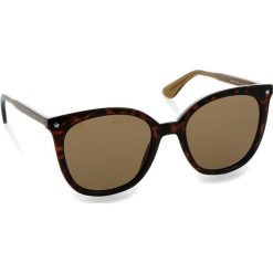 Okulary przeciwsłoneczne damskie: Okulary przeciwsłoneczne TOMMY HILFIGER – 1550/S Dark Havana 086