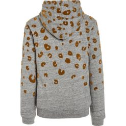 Scotch R'Belle HOODED ANIMAL & ARTWORK Bluza z kapturem grey. Szare bluzy dziewczęce rozpinane Scotch R'Belle, z bawełny, z kapturem. W wyprzedaży za 231,75 zł.