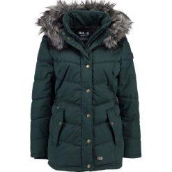 Khujo WINSEN Płaszcz zimowy frosty green. Czerwone płaszcze damskie zimowe marki Cropp, l. W wyprzedaży za 587,30 zł.