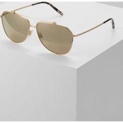 Okulary przeciwsłoneczne damskie aviatory: Dolce&Gabbana Okulary przeciwsłoneczne light brown mirror dark goldcoloured