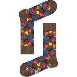 Happy Socks - Skarpety Forest Gift Box. Brązowe skarpetki męskie Happy Socks. W wyprzedaży za 99,90 zł.