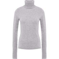 FTC Cashmere TURTLE NECK Sweter opal grey. Szare swetry klasyczne damskie FTC Cashmere, l, z kaszmiru. Za 1049,00 zł.