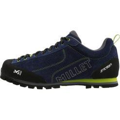Millet FRICTION Buty wspinaczkowe poseidon. Niebieskie buty skate męskie Millet, z materiału, outdoorowe. Za 599,00 zł.