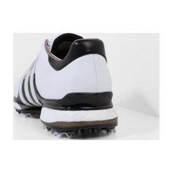 Adidas Golf TOUR360 BOOST 2.0 Obuwie do golfa white/core black. Białe buty sportowe męskie adidas Golf, z materiału, na golfa. Za 709,00 zł.