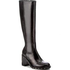 Buty zimowe damskie: Kozaki ZINDA – 3256 Negro