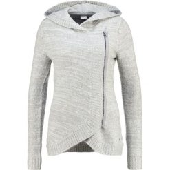 Kardigany damskie: Bench BRISKNESS Kardigan light grey marl