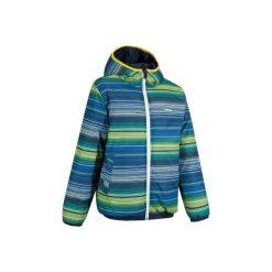 Kurtka narciarska dla dzieci WARM'REVERSE. Zielone kurtki męskie marki QUECHUA, m, z elastanu. Za 119,99 zł.