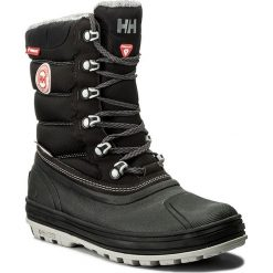 Śniegowce HELLY HANSEN - Tundra Cwb 112-32.991 Jet Black/Charcoal/Angora/Light Grey. Niebieskie buty zimowe damskie marki Helly Hansen. W wyprzedaży za 479,00 zł.