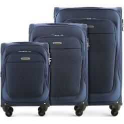 Walizki: 56-3S-48S-90 Zestaw walizek