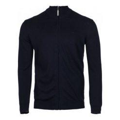 Mustang Sweter Męski Zip Cardigan Xl Ciemnoniebieski. Czarne swetry rozpinane męskie marki Mustang, l, z bawełny, z kapturem. Za 249,00 zł.