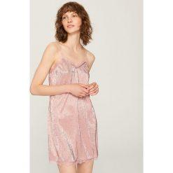 Koszula nocna - Różowy. Białe bielizna dziewczęca marki Reserved, l. Za 79,99 zł.