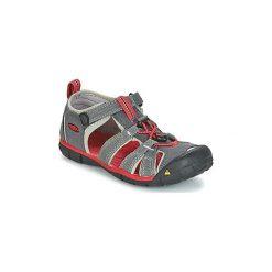 Sandały sportowe Dziecko  Keen  SEACAMP II CNX. Szare buty sportowe chłopięce Keen. Za 188,30 zł.