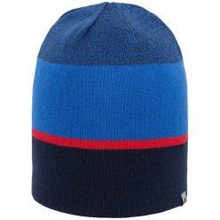 4F Męska Czapka H4Z17 cam004 Kobalt L-Xl. Niebieskie czapki zimowe męskie 4f, z elastanu. W wyprzedaży za 24,00 zł.