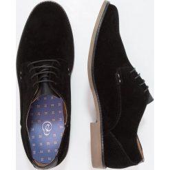 Buty wizytowe męskie: Burton Menswear London MALONE Eleganckie buty black