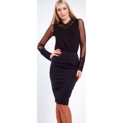 Spódnice wieczorowe: Spódnica klasyczna czarna MP81257