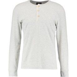 Koszulki polo: Abercrombie & Fitch ENTRY LEVEL HENLEY Koszulka polo light grey