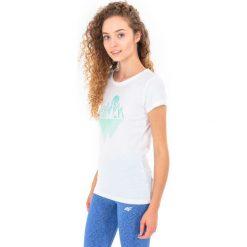 ELBRUS Koszulka damska AGULITA WO'S biała r. M. Białe topy sportowe damskie marki ELBRUS, m. Za 25,29 zł.