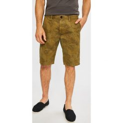 Camel Active - Szorty. Brązowe szorty męskie marki Camel Active, z bawełny, casualowe. W wyprzedaży za 199,90 zł.