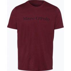 Marc O'Polo - T-shirt męski, niebieski. Niebieskie t-shirty męskie Marc O'Polo, m, z napisami, polo. Za 89,95 zł.