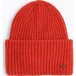 Opus - Czapka damska z domieszką alpaki – Atili Cap, pomarańczowy. Brązowe czapki damskie Opus, z materiału. Za 89,95 zł.