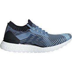 Buty do biegania damskie ADIDAS ULTRA BOOST X PARLEY/ AQ0421. Czarne buty do biegania damskie marki Adidas, z kauczuku. Za 749,00 zł.