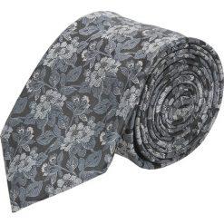Krawat platinum szary classic 220. Szare krawaty męskie Recman. Za 49,00 zł.
