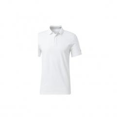 Koszulki polo z krótkim rękawem adidas  Koszulka polo Must Haves Plain. Białe koszulki polo Adidas, l, z krótkim rękawem. Za 149,00 zł.