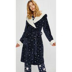 Chelsea Peers - Szlafrok. Szare szlafroki kimona damskie Chelsea Peers, l, z dzianiny. W wyprzedaży za 159,90 zł.