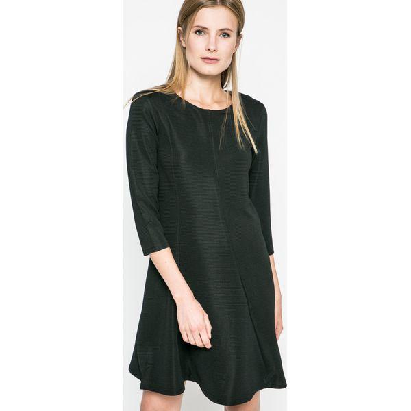 daa2baad94 Vila - Sukienka - Czarne sukienki damskie marki Vila